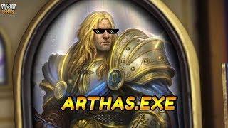 ESPECIAL II ANIVERSARIO: ARTHAS.EXE
