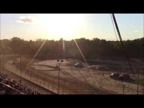 Butler Motor Speedway Sprint Heat #2 6/24/17