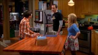 Howard and bernie fight!! (TBBT: The Workplace Proximity)