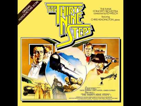 Thirtynine steps soundtrack11TheThirtyNineStepsTheme  Ed Welch