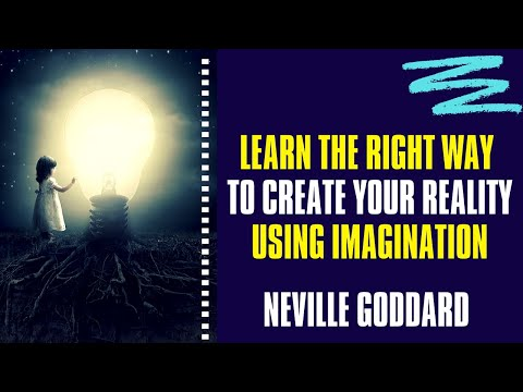 Neville Goddard NEW: Feeling is the Secret, the Right Way to Imagine with chillhop beats and visuals