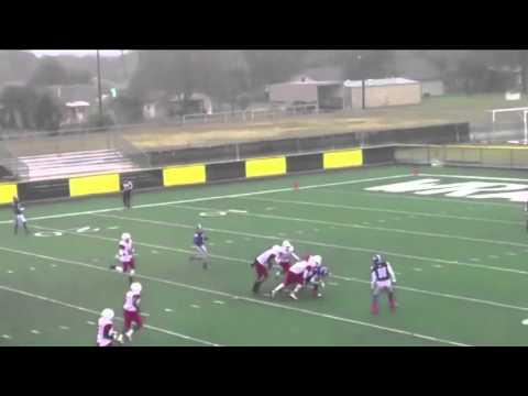 Chris Gardner Ath (Cisco College)Cisco, TX 2015 season