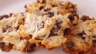 Macaroons: Chocolate Chip Coconut: Macaroons Recipe: How To Make: Diane Kometa-dishin' With Di  #29