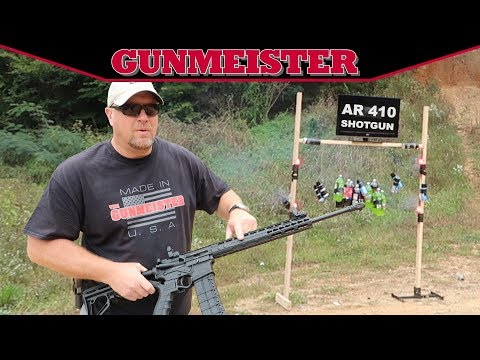 American Tactical ATI Omni AR 410 Shotgun | Good For Home Defense?