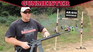 American Tactical ATI Omni AR 410 Shotgun | Good For Home Defense?