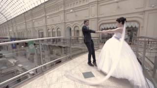HDstory - видеосъемка свадьбы (Москва) - Видеоператор на свадьбу