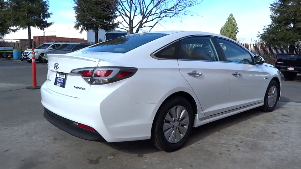Lithia Hyundai Fresno >> 2017 HYUNDAI SONATA HYBRID Fresno, Bakersfield, Modesto, Stockton, Central California HA047982 ...