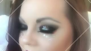 Maquillage étoilé avec Wek cosmetics 💄✨