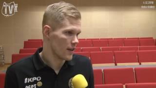 Tiikerit - Leka Volley su 4.12.2016 - Jukka Mäkihannu