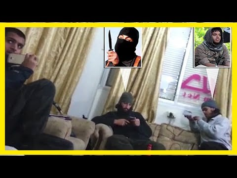 [ HOT NEW ]Seen together for the first time - the british isis 'beatles'