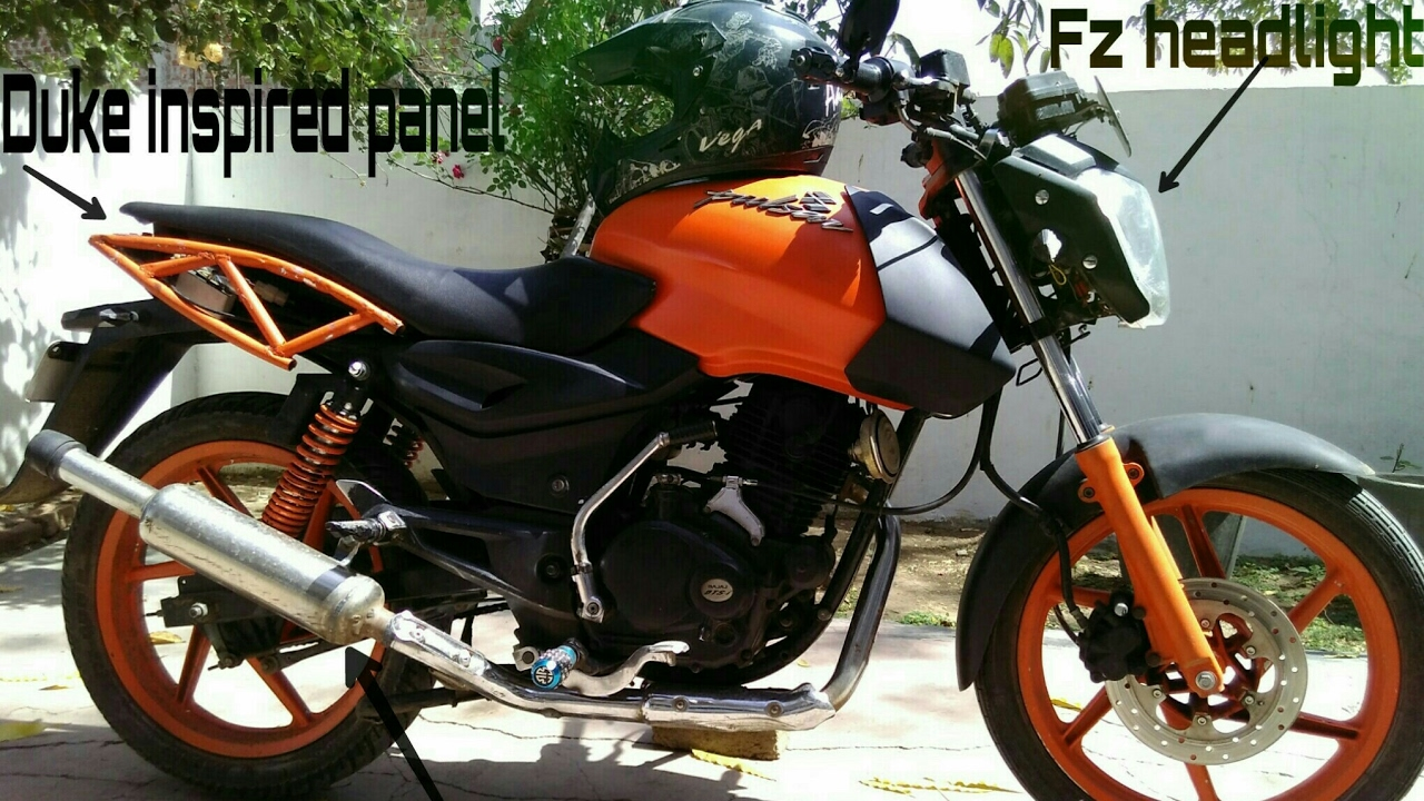 Bike stickers design pulsar 220 - How To Modify Pulsar 180