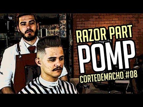 Corte Razor part Pomp - CORTEDEMACHO #08