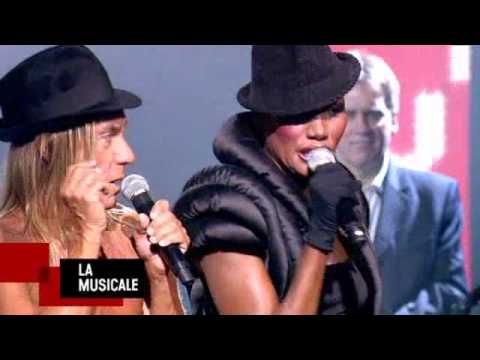 GRACE JONES, IGGY POP Nightclubbing 270409
