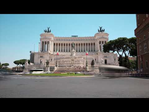 ROME ITALY B-ROLL STOCK FOOTAGE (Download Royalty Free Timel