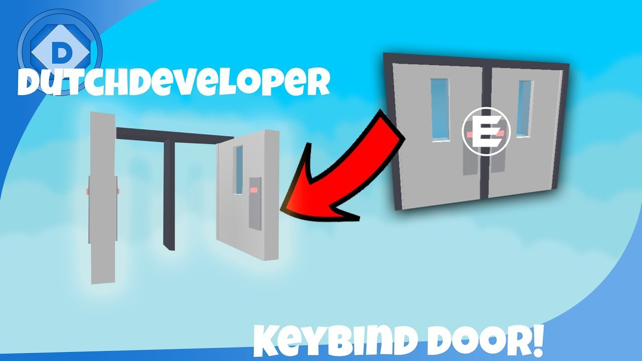 Roblox Keybind Door Youtube