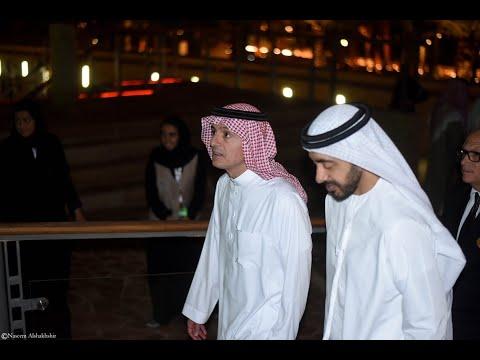 جولة لوزيري خارجيتي السعودية والإمارات في الدرعية  - نشر قبل 5 ساعة