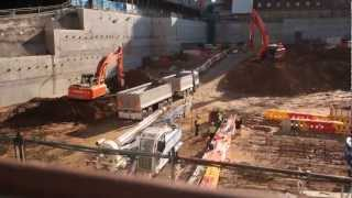 Video of construction- Inception Timelapse 2011 showreel