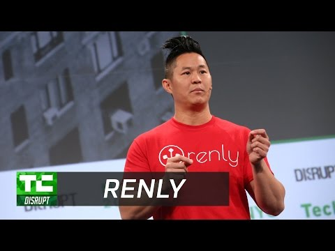 Renly helps small businesses lease and rent | Startup Battlefield Disrupt NY 2017