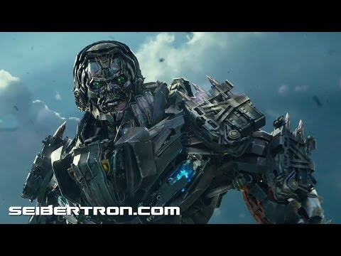 "Transformers Age of Extinction Lockdown ""Villain"" Spot"