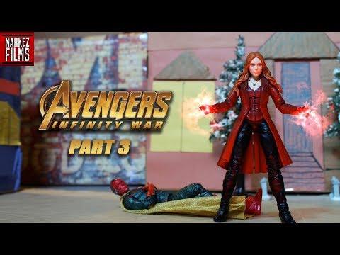 Avengers: INFINITY WAR Stop-Motion Film Series [Part 3]