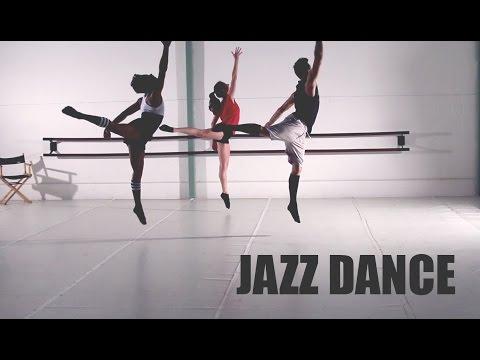 Jazz Dance -  Sequencia de Jazz Intermediário