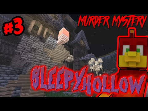 Minecraft xbox murder mystery -|- SLEEPY HOLLOW -|- Who Actually is it ?