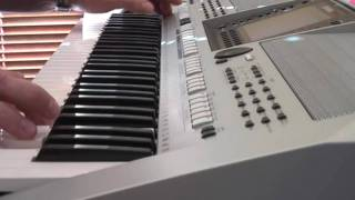 Time is Tight played on the Yamaha PSR-S900