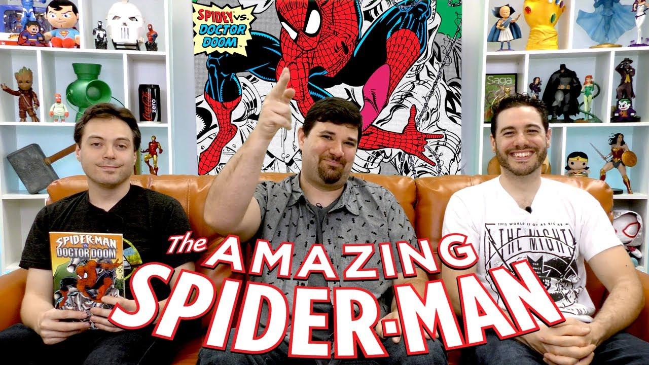 Resultado de imagem para doctor doom spider-man