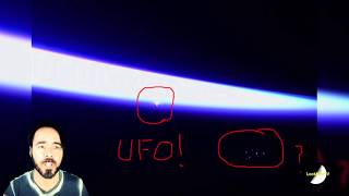REAL Triangle UFO in Space! NEW NASA UFO Discovery April 2016