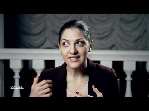 Люди России - Кристина Маранды Почему российские режиссеры вместо фильмов снимают свадьбы?
