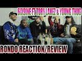 FIRST 6IX9INE FT TORY LANEZ & YOUNG THUG - RONDO AUDIO REACTION/REVIEW Mp3