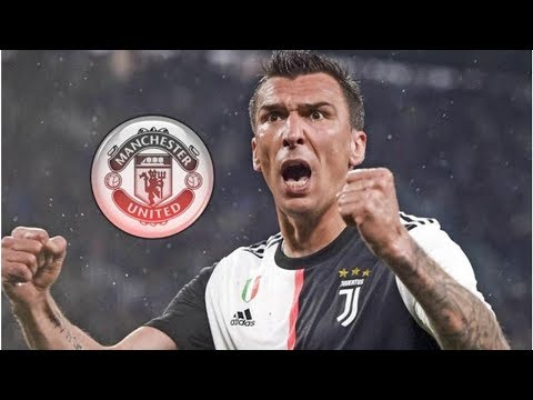 Man Utd reach agreement with Mario Mandzukic camp for Juventus star to join in January- transfer ...