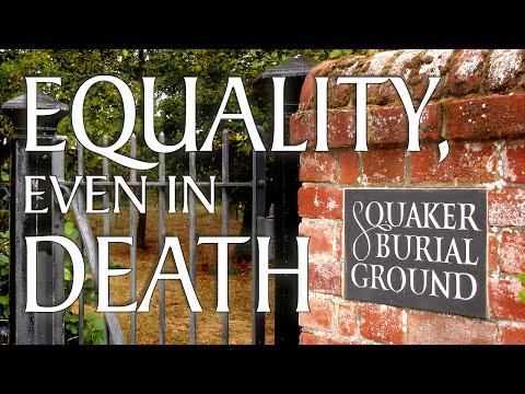 How Quaker Cemeteries Are Different