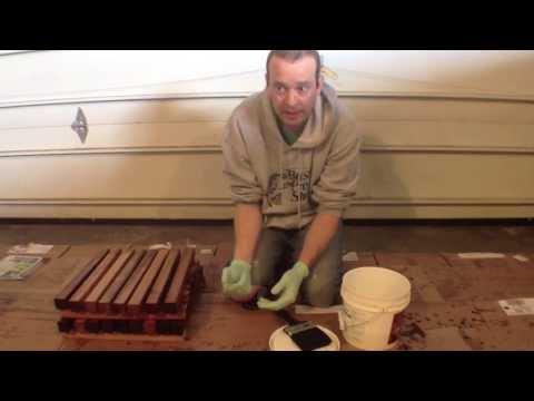 Non toxic, zero VOC, environmentally safe wood treatment for your raised garden beds