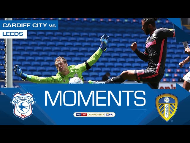 HIGHLIGHTS | CARDIFF CITY vs LEEDS UNITED