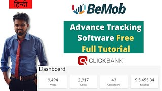 How To Set Up Bemob With Clickbank Free | Full Tutorial - 2021