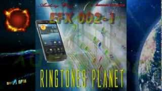 Ringer EFX 002-1 Chimes PACK 2 - FREE Ringtones Cell Phone