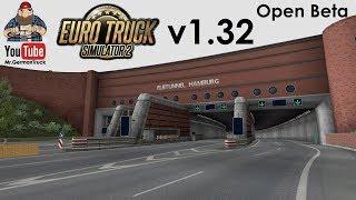 Euro Truck Simulator 2 v1.32 *New Trailer - Rebuilt Germany & More*