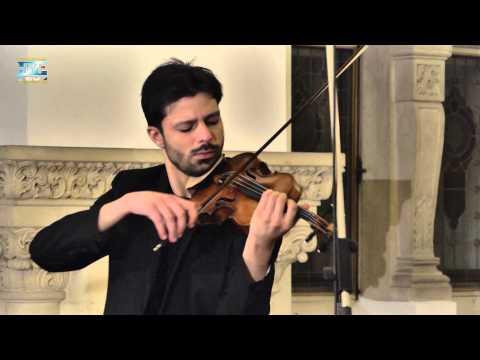 Concert de Anul Nou cu violonistul Răzvan Stoica la Muzeul Naţional   Cotroceni