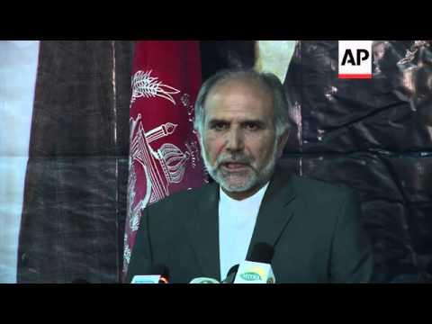 Afghan election audit restarts after holiday delay