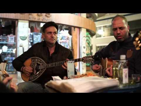 Traditional Greek music in Nicosia (Lefkosia)