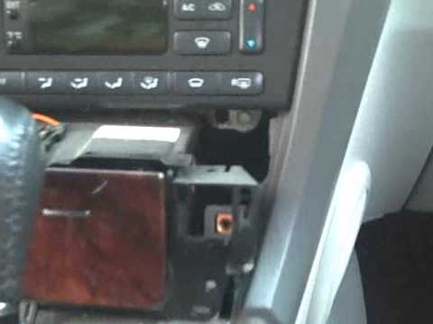hqdefault lincoln ls car stereo removal and repair 2000 2002 youtube  at sewacar.co