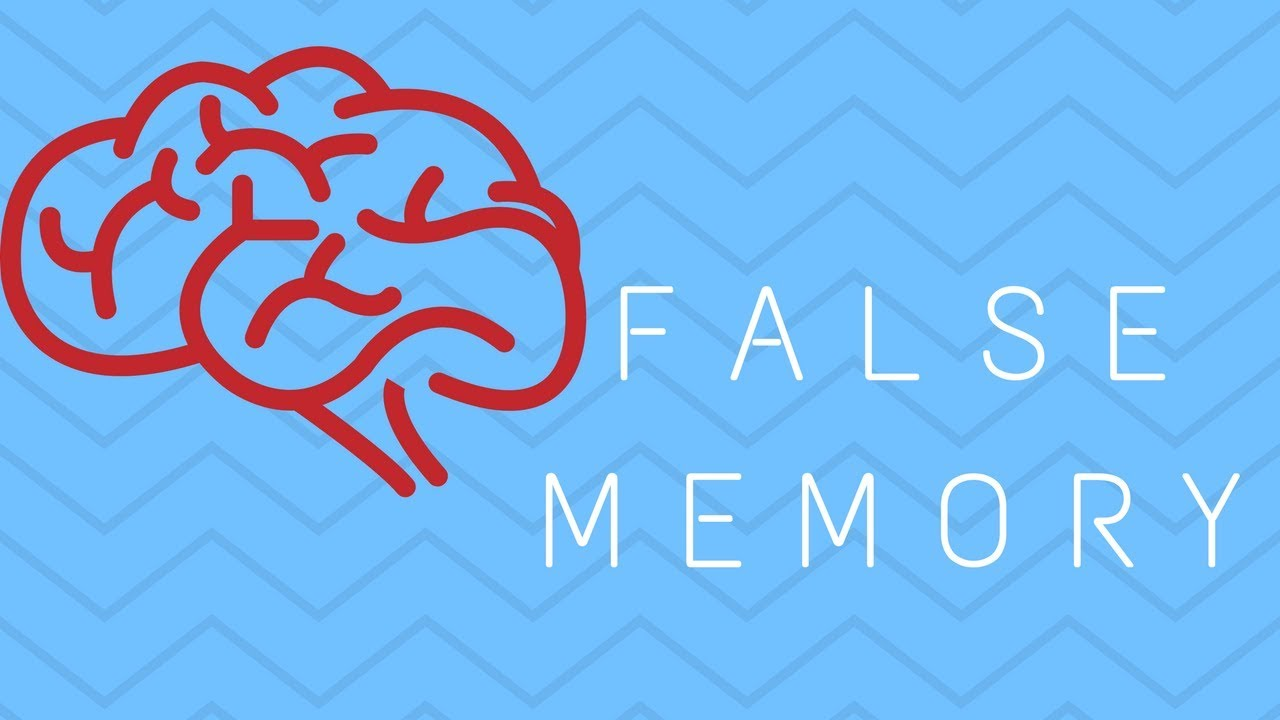 false memories Although our memories seem to be a solid, straightforward sum of who we are, strong evidence suggests they are actually quite complex, subject to change, and often unreliable we reconstruct.