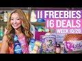 ★ 11 FREEBIES - Target & CVS Coupon DEALS (Week 10/29-11/4)