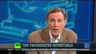 """Our Revolution"" Begins - Progressive Roundtable"