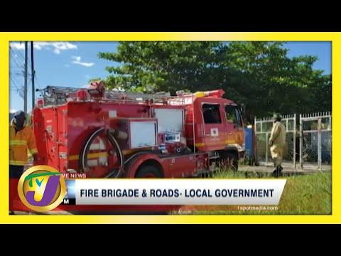 Jamaica's Fire Station Prank Calls Concerns | Gov't Announce New Program | TVJ News
