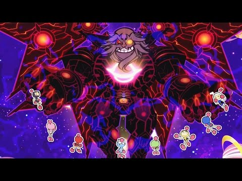 Super Bomberman R Walkthrough - World 6: Black Hole