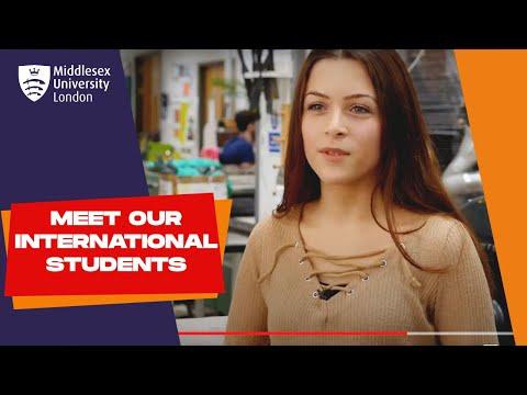 Aylin from Germany - international student profile