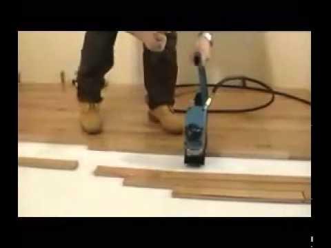 Pneumatic Hardwood Flooring Nailer Primatech Model P240