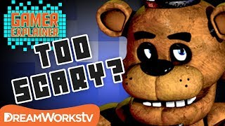 Why is FNAF So Scary? | GAMER EXPLAINER